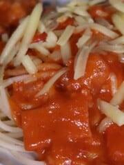Jollibee Spaghetti