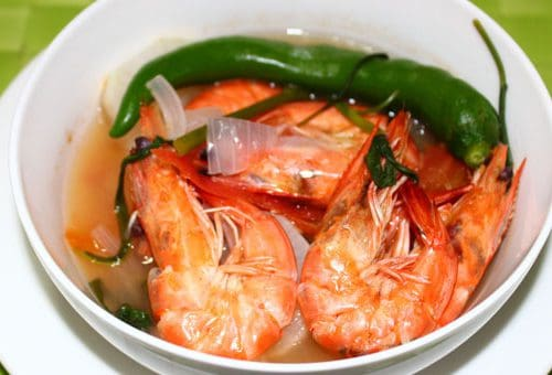 Sinigang Na Hipon Recipe Pagkaing Pinoy Tv