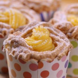 brazo de mercedes cupcake recipe