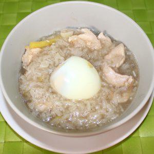 chicken arrozcaldo recipe