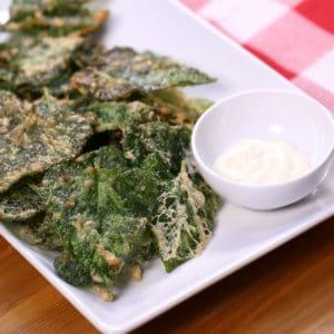 crispy kamote leaves recipe
