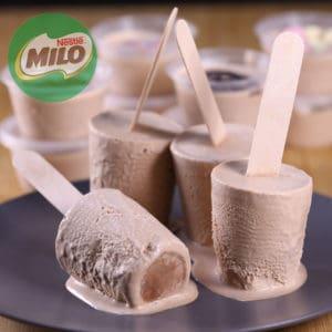 milo ice cream recipe
