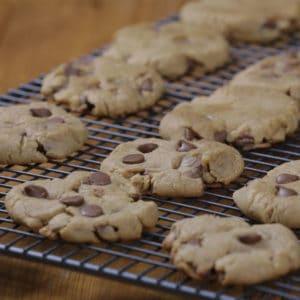 no bake chocolate chip cookies recipe