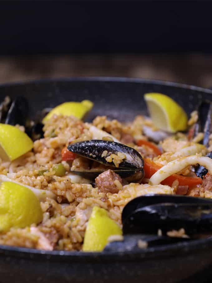 filipino paella