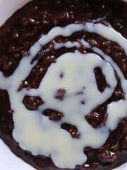 chocolate champorado