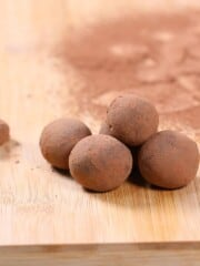 condensed milk chocolate truffle
