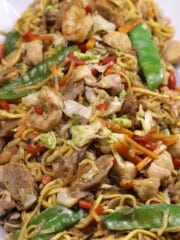 pancit canton chow mein