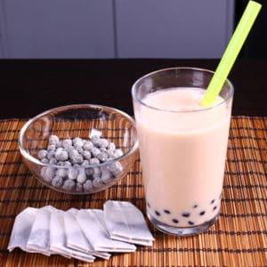 bubble milk tea recipe