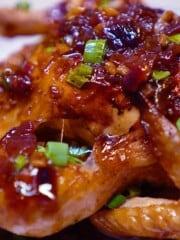 chicken with sprite