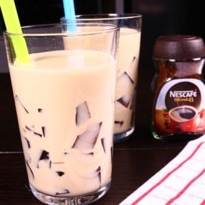 coffee jelly recipe