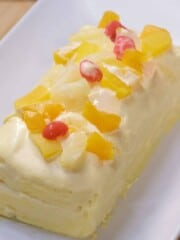 crema de fruta cakes