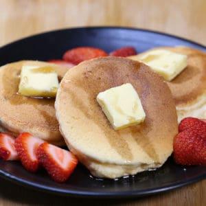 fluffy japanese pancakes recipe