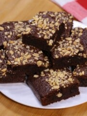 chocolate brownies cocoa
