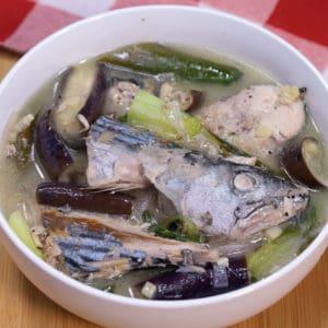 Ginataang Bonito or Tulingan Recipe