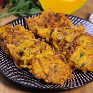 ukoy with kalabasa recipe