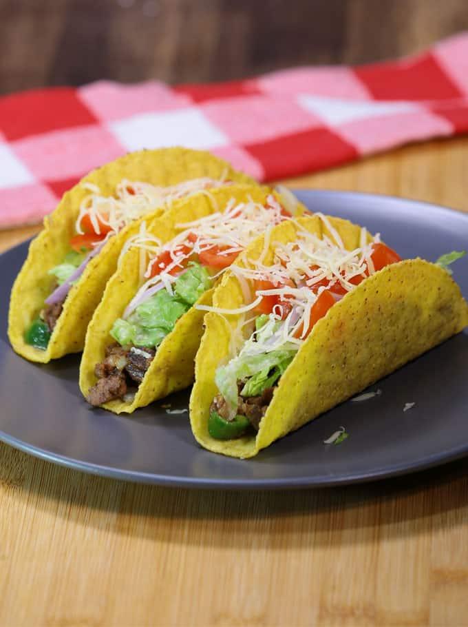 sisig tacos