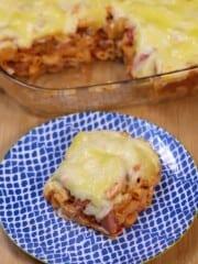 filipino style no bake macaroni