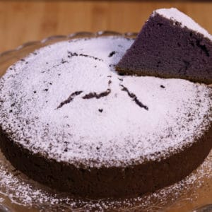 ube condensed milk cake recipe