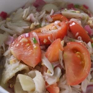 kinilaw na langka recipe