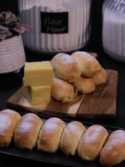 soft cheese roll bread