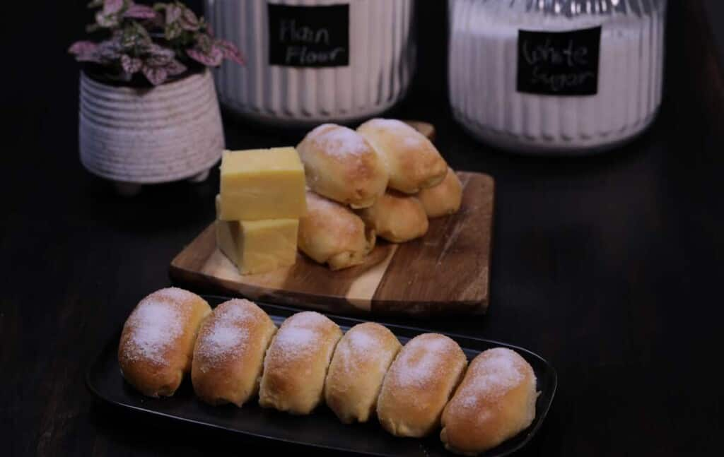 cheese roll bread