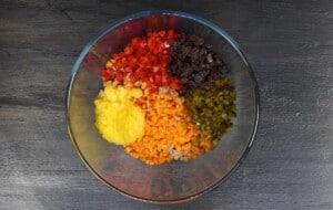 combine all ingredients