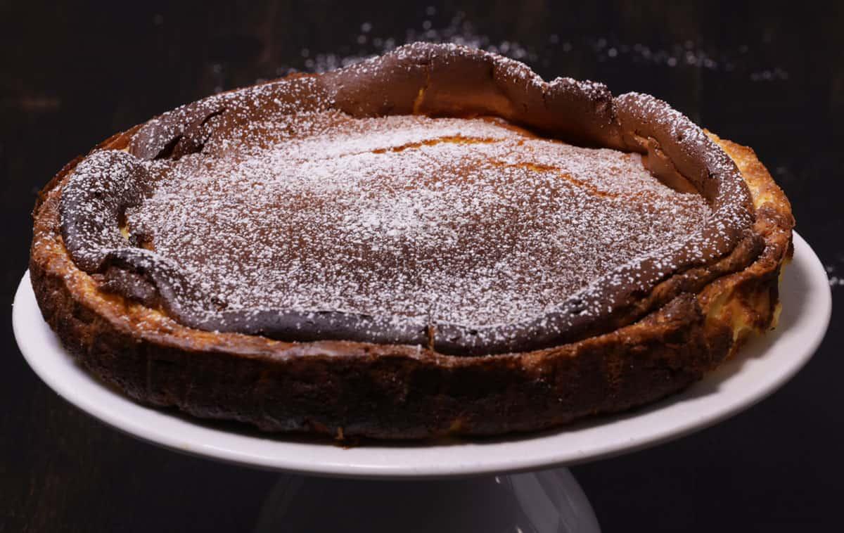 basq burnt cheesecake