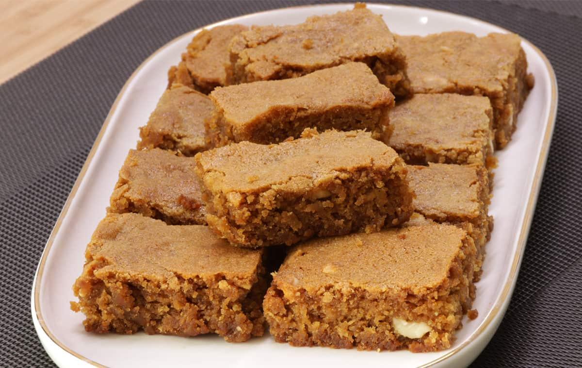 butterscotch bars recipe
