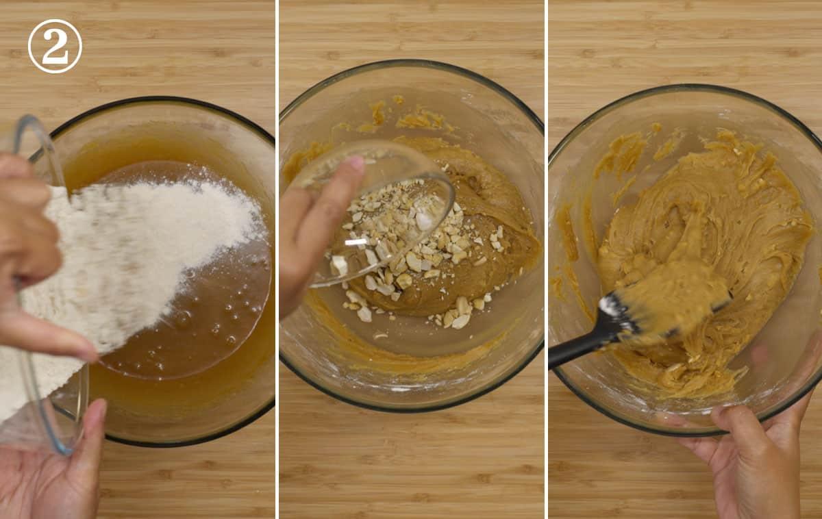 Step 2 - Combine the ingredients