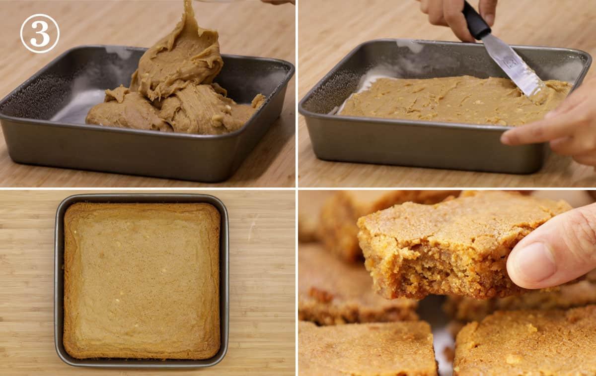 Step 3 - Bake and serve