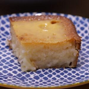 macapuno cassava cake recipe